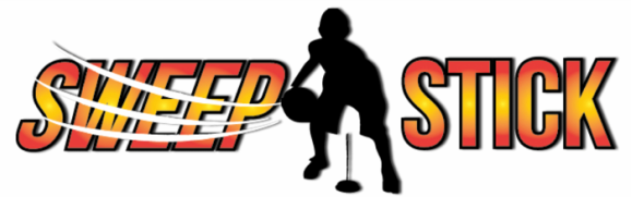 The Sweep Stick Basketball Training Aid